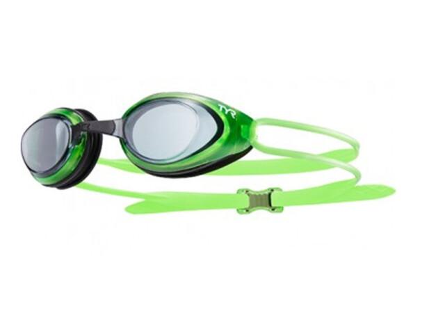 TYR Blackhawk Racing - Lunettes de natation Homme - vert